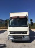 camión furgón mudanza DAF