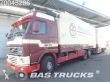 camión Volvo FH12 420 6X2 Manual Liftachse Blumenbreit Euro 2