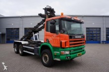 camion Scania 114-340 6x6 Manual Full Steel