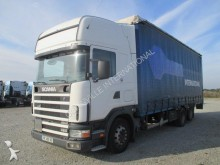 camión Scania L 124L420