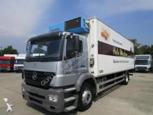Mercedes refrigerated truck