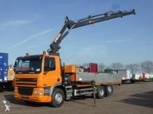 camión DAF CF 85.340 CRANE HIAB 200 C