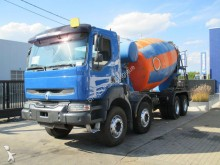 camion Renault Kerax 400 BB 8X4