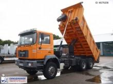 camion MAN 33.364 6x4 Meiller tipper 14 m3