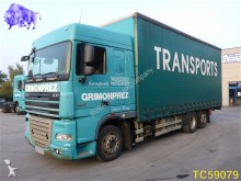 camion DAF XF 105 Euro 4