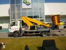 camion Nissan Cabstar 35.10 - Haulotte HTB18