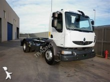 Renault hook lift truck