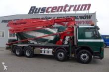 camión hormigón mezclador + bomba Volvo