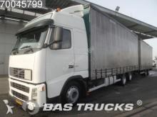 camión Volvo FH12 380 6X2 Liftachse Mega Hubdach Hardholz-Bod