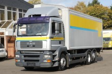 camión frigorífico mono temperatura MAN