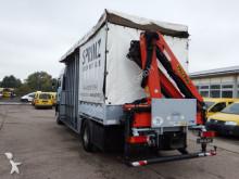 camion MAN TGA 18.350 KRAN Palfinger PK 9501 Glastransport