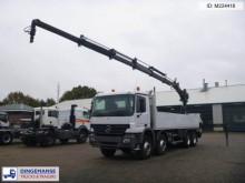 camion polybenne Mercedes