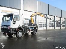 camión Iveco Trakker Euro 190E35H Intarder Copma 24 ton/meter