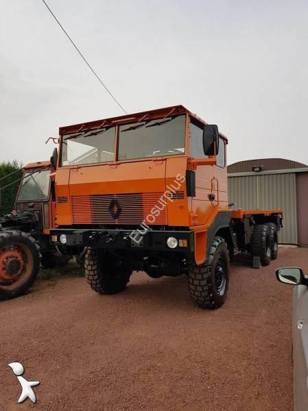 camion renault plateau trm 10000 6x6 gazoil euro 0 occasion