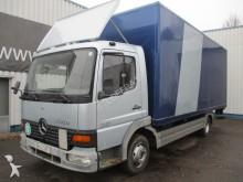 camion Mercedes Atego 817, Spring susp.
