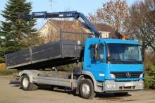 camion Mercedes Atego 1218 !!KRAAN/KIPPER!!2006!!