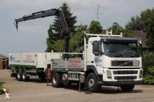camión Volvo FM9 340pk! 6x2! HIAB Crane!!RADIO-REMOTE!!