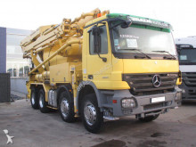 camion Mercedes Actros 3241+PUTZMEISTER TMM 24M-3 +434 heures