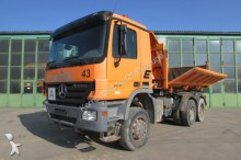 camión Mercedes 3346 AK 6x6 BB - BORDMATIK - RETARDER
