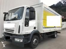 camion plateau brasseur Iveco