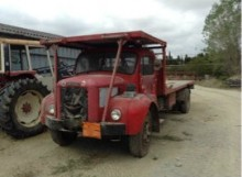 Berliet GLC 6M3NL truck