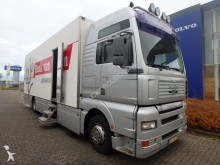 camión MAN TG 360 XXL + FLOWER!