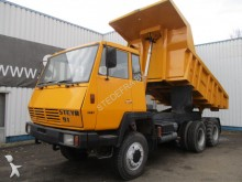 camion Steyr 1491 , 6x6 , 6 Cylinder