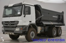 camión Mercedes Actros 4040 AK - 6X6 UNUSED