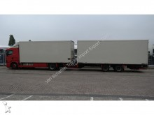 camión Scania R 124.420 FIGO TUCK COMBI WITH FLOO CLOSED BO