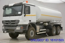camion Mercedes Actros 4041 - 6x6 UNUSED