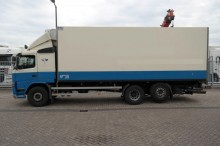 camion Volvo FM9 300 6x2 FRIGO TRUCK WITH CARRIER COOLENGINE