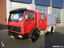 camion Mercedes Ecoliner 1114 Fire Truck Just 36508 km!
