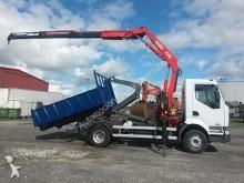 camión portacontenedores Renault