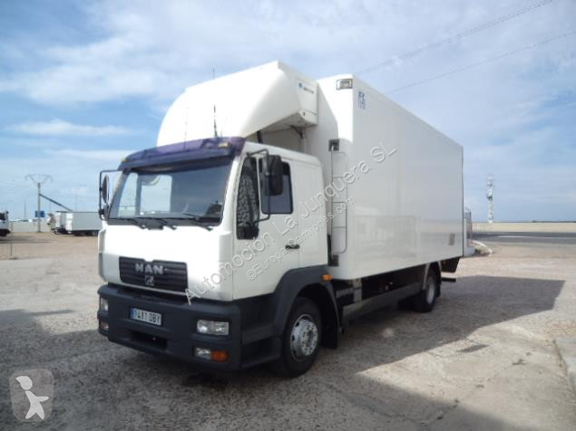 View images MAN 15.255 truck