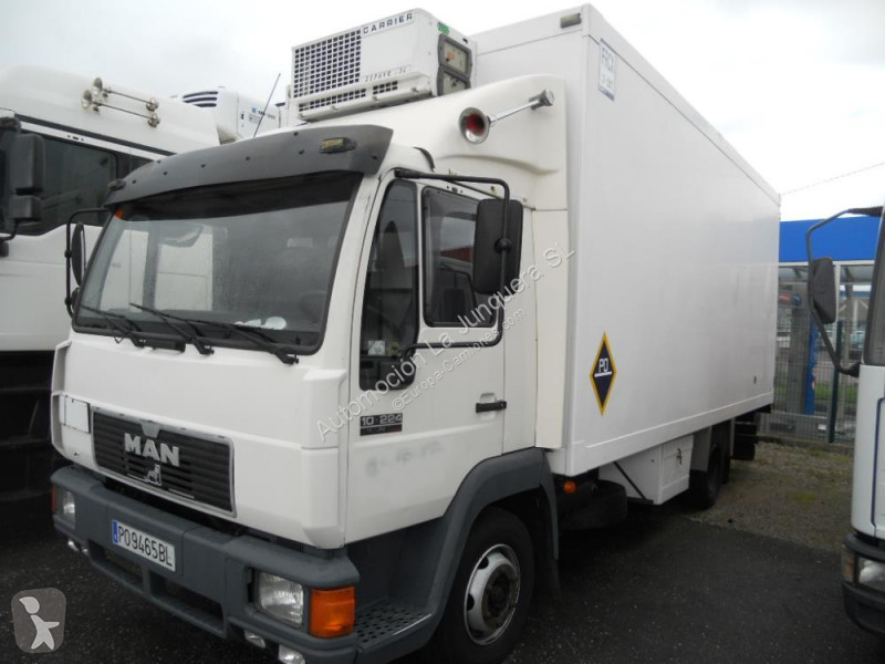 View images MAN 10.224 truck
