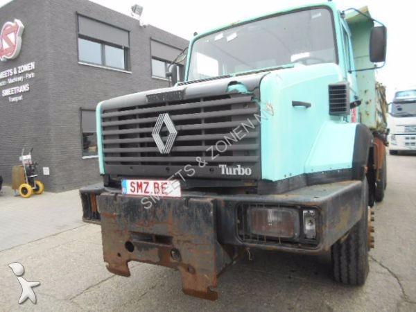 camion renault benne cbh 280 kein 340 de france 6x4 gazoil. Black Bedroom Furniture Sets. Home Design Ideas