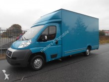 camion Fiat Ducato Koffer Tiefrahmen