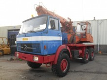 camión Mercedes 2632 Atlas Excavator 6x6 Top Condition