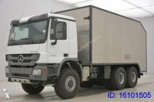 Mercedes Actros 4040 - 6X6 UNUSED WORKSHOP