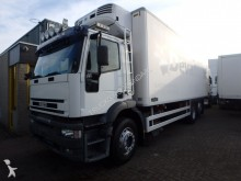 camión Iveco Cursor 26.350 hangwerk vlees Thermo king + Meat/