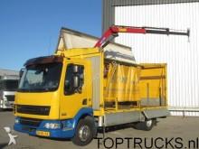 camión DAF LF 45.160 EURO 5 EEV + KRAAN