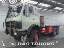 camión Mercedes 2632 A 6X6 V10 6x6 Manual Big-Axle Steelsuspensi
