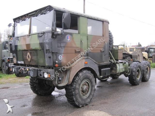 camion renault militaire trm 10000 6x6 gazoil euro 0 occasion n 1827768. Black Bedroom Furniture Sets. Home Design Ideas