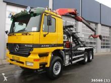 camión Mercedes Actros 3348 6x6