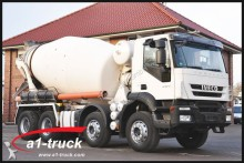 camion Iveco AD 340T36B Trakker,, Stetter 9m³, Euro4,