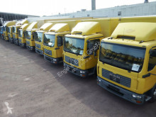 MAN TGL 12.240 HLB AHK 7m-Koffer truck