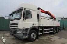 camion DAF 85 CF 460 6x4 BL - KRAN PALFINGER 16000 L