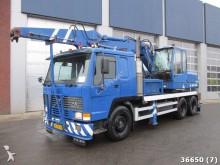 camion Volvo FL10 6x2 O&K MH Plus Mobile Kran