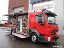 camión Volvo FL 240 Hulpverlenigsvoertuig HV 2