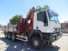camión caja abierta estándar Iveco